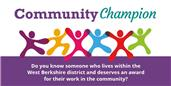 West Berkshire Council: Community Champion Awards 2021