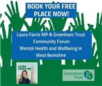 Mental Health and Wellbeing Community Forum
